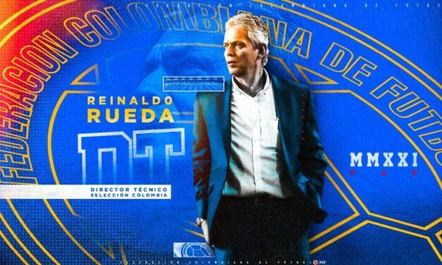 Reinaldo Rueda fue oficializado como nuevo DT de la Selección Colombia
