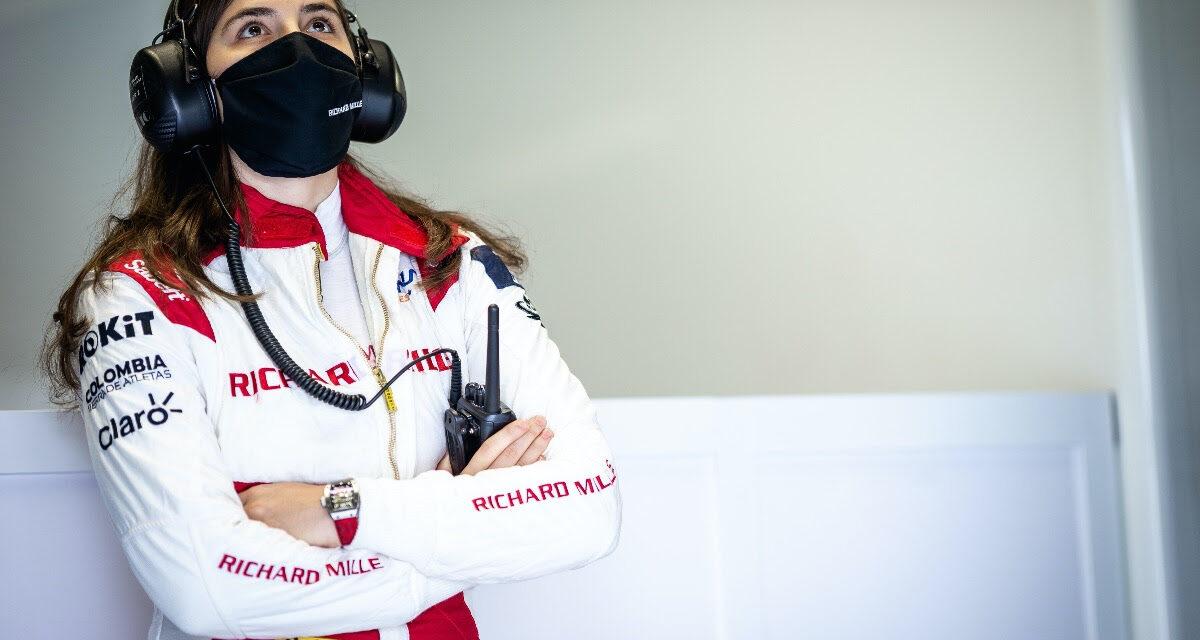 Tatiana Calderón correrá el Mundial FIA de Resistencia