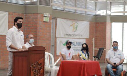 El Valle del Cauca recibió implementación deportiva para fortalecer Talentos Colombia
