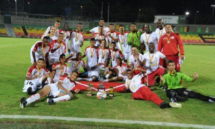 Valle del Cauca se coronó campeón del Nacional Sub-13