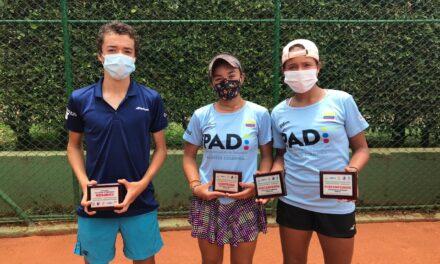 Dos títulos para el tenis colombiano en la Copa Cosat en Cali