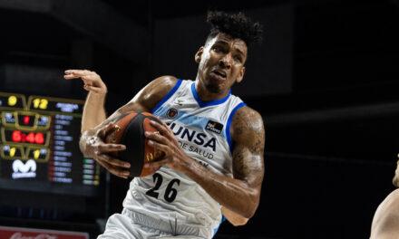 Jaime Echenique se recupera de forma eficaz para regresar en el baloncesto español