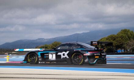 Óscar Tunjo se destacó en las pruebas oficiales del Campeonato GT World Challenge