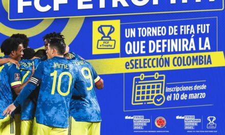 Cuenta regresiva para el inicio del FCF eTrophy, fútbol virtual