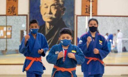 Comienza en Cali la tercera fase del PAD de judo