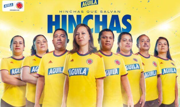 Los otros héroes que recibieron la nueva camiseta de la Selección Colombia