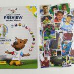 Copa América: Llega el álbum oficial de Panini