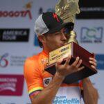 José Tito Hernández, nuevo campeón de la Vuelta a Colombia