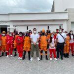 Jugadoras de la Selección Valle regresaron a casa a través de corredores humanitarios