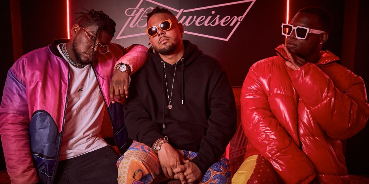 Budweiser presenta a Flavor Colectivo como el nuevo talento de su sello discográfico BUDX Records