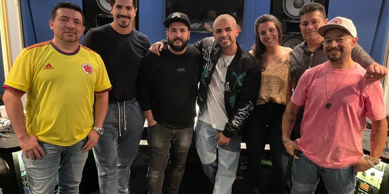Juan Palau llega a la familia Universal Music Latin Entertainment