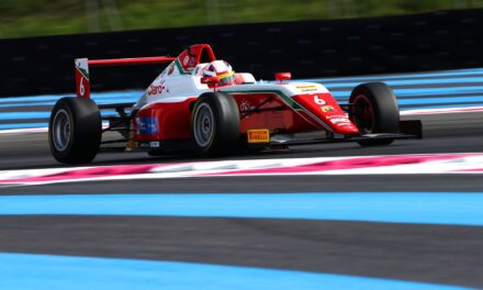 Sebastián Montoya correrá la cuarta fecha de Fórmula 4 en Imola