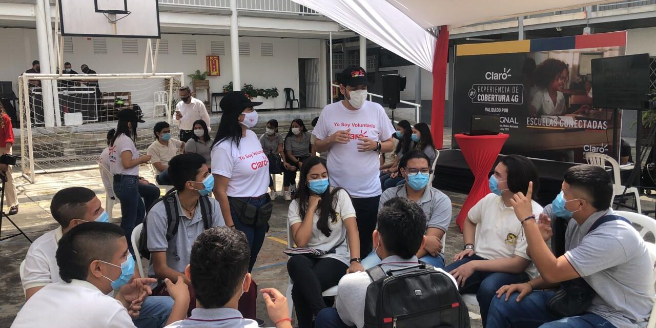 En Valle del Cauca, más de 1800 estudiantes se benefician con internet gratuito