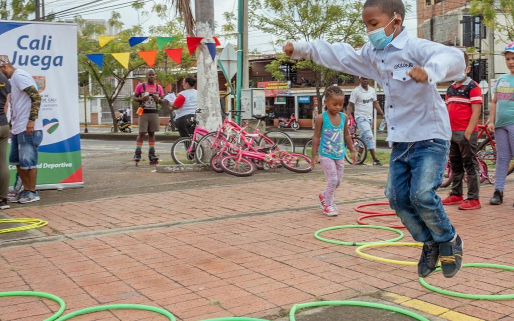 Cali celebró el cumpleaños 485 con programación deportiva y recreativa