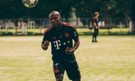 José Daniel Mulato, el chico caleño que sueña con llegar al Bayern Múnich