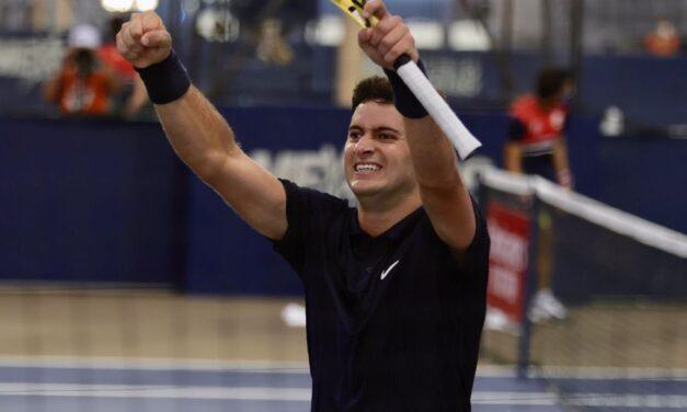 Nicolás Mejía saca tiquete al cuadro principal del ATP 250 Los Cabos
