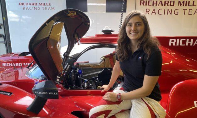 Tatiana Calderón regresa a las 24 horas de Le Mans