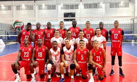 Valle se alzó con el título del Nacional Masculino de Voleibol