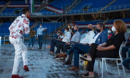 Sabor y alegría en la recepción a Jefes de Misión de los Juegos Panamericanos Junior