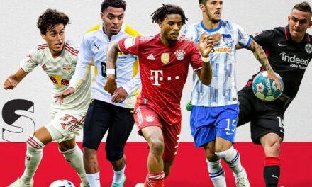 Rafael Santos Borré, uno de los jugadores a seguir en la Bundesliga 2021-2022