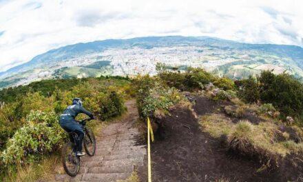 El Volcán Galeras fue testigo de los mejores en la Copa Colombia de Enduro