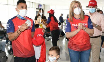 Clara Luz Roldán exaltará a atletas del Valle que se lucieron en Tokio 2020