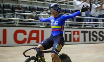 Colombia, gran campeón de la Copa Naciones de Pista 2021 en Cali