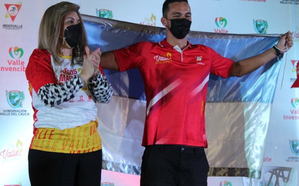 Valle va por la defensa del título en los Juegos Nacionales de Mar y Playa