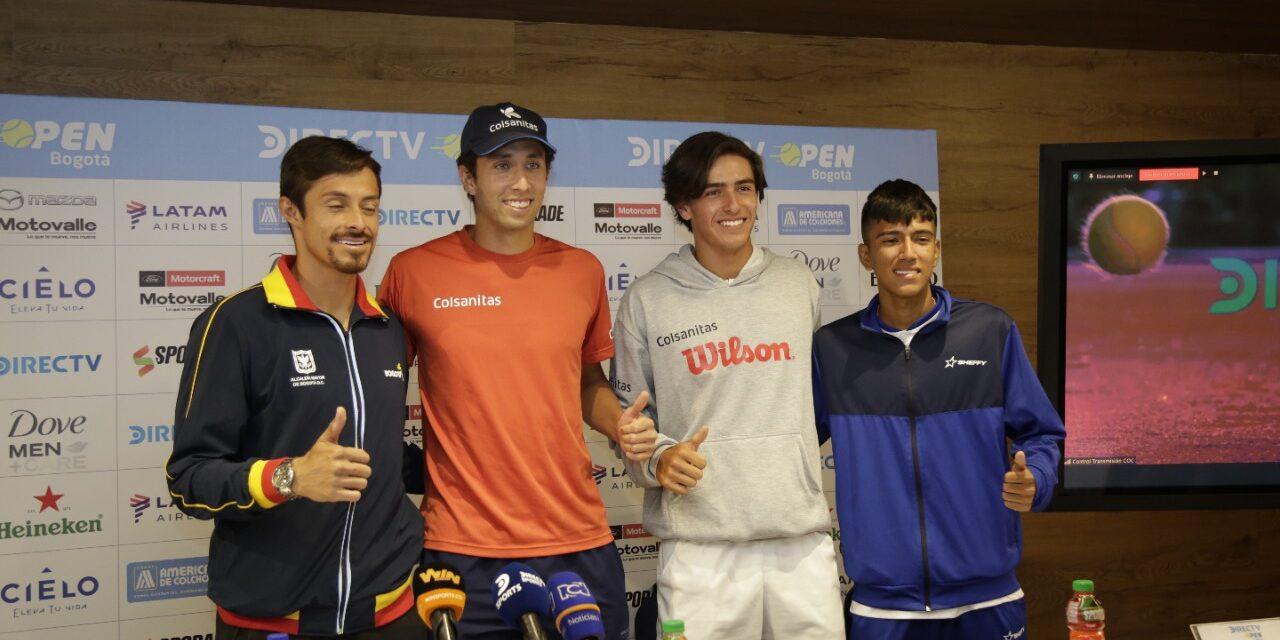 Todo listo para la fiesta del tenis con el DIRECTV Open de Bogotá