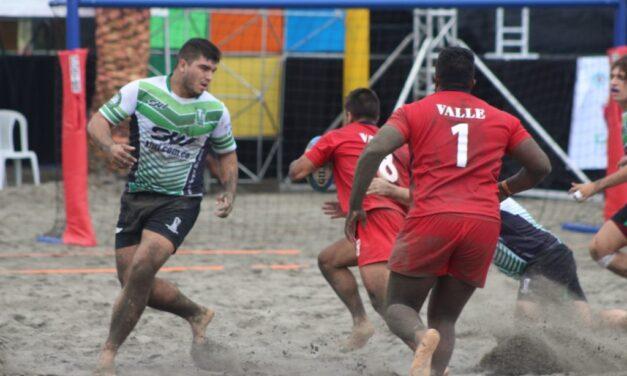 Valle sale a defender el título de los Juegos Nacionales de Mar y Playa